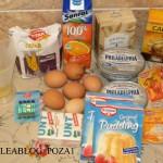prajitura cu crema de branza 1