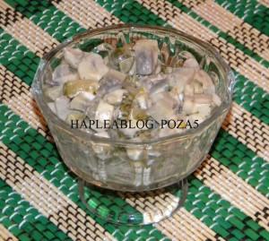 salata de ciuperci cu maioneza 5