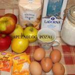 prajitura cu mere si bezea 1