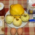 tarta cu gutuie si mere 1