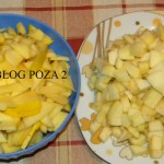 tarta cu gutuie si mere 2