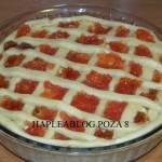 tarta cu gutuie si mere 8