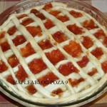 tarta cu gutuie si mere 9