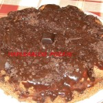 tort cu crema de ciocolata 16