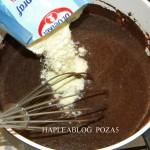 ciocolata de casa cu lapte condesat 5