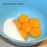 tort cu crema mascarpone si frisca 5