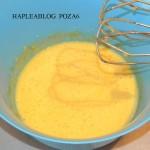 tort cu crema mascarpone si frisca 6