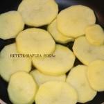 frittata cu cartofi poza 2