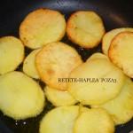 frittata cu cartofi poza 3