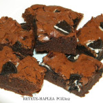 OREO BROWNIES CAKE (NEGRESA CU OREO A LA LORRAINE PASCALE)