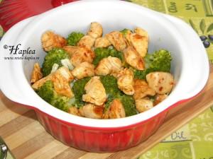 broccoli cu pui la cuptor poza6