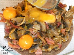 souflle de ciuperci cu jambon poza6