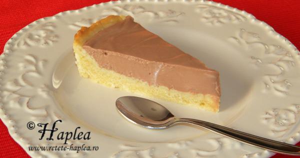 tarta cu crema de branza si ciocolata poza final