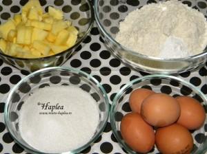 prajitura cu ananas si frisca poza 1