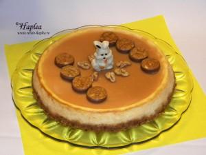 cheesecake cu caramel poza 11