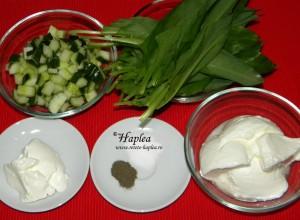 salata de leurda poza 1
