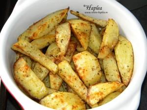 cartofi wedges poza 4