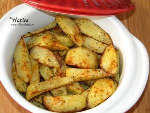 cartofi wedges poza 5