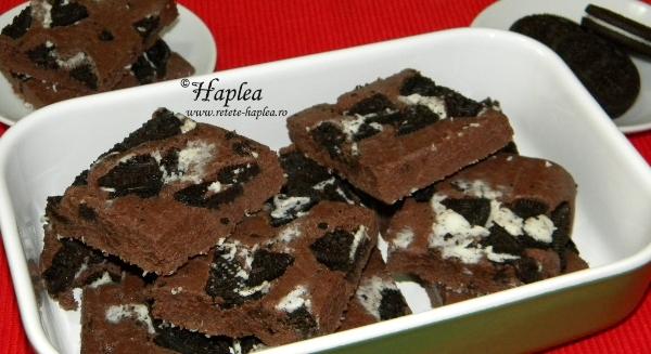 ciocolata de casa cu biscuiti oreo poza final