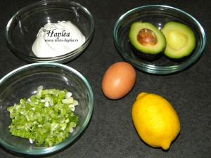 salsa de avocado poza 1