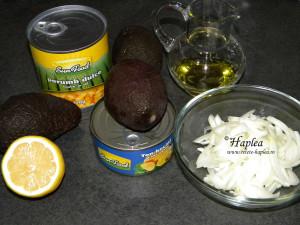 salata de avocado si ton poza 1
