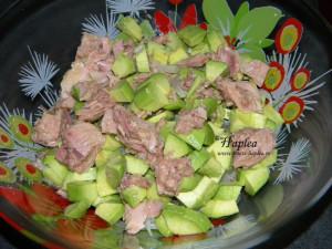 salata de avocado si ton poza 4