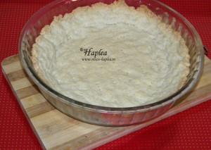 tarta cu crema de vanilie si ananas poza 9