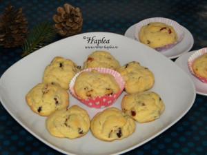 cookies cu fructe confiate poza 8