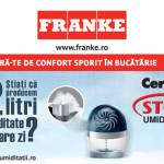 Produse de calitate de la Franke şi Ceresit Stop Umidităţii