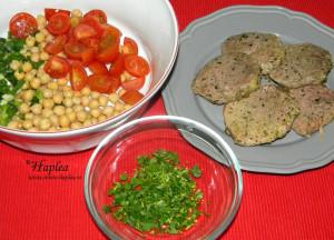 salata de naut cu gremolata si manzat poza 3