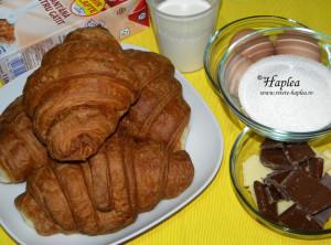 budinca de croissante poza 1