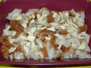 budinca de croissante poza 3