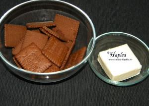 cheesecake cu ciocolata fara coacere poza 1