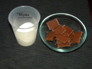 cheesecake cu ciocolata fara coacere poza 8