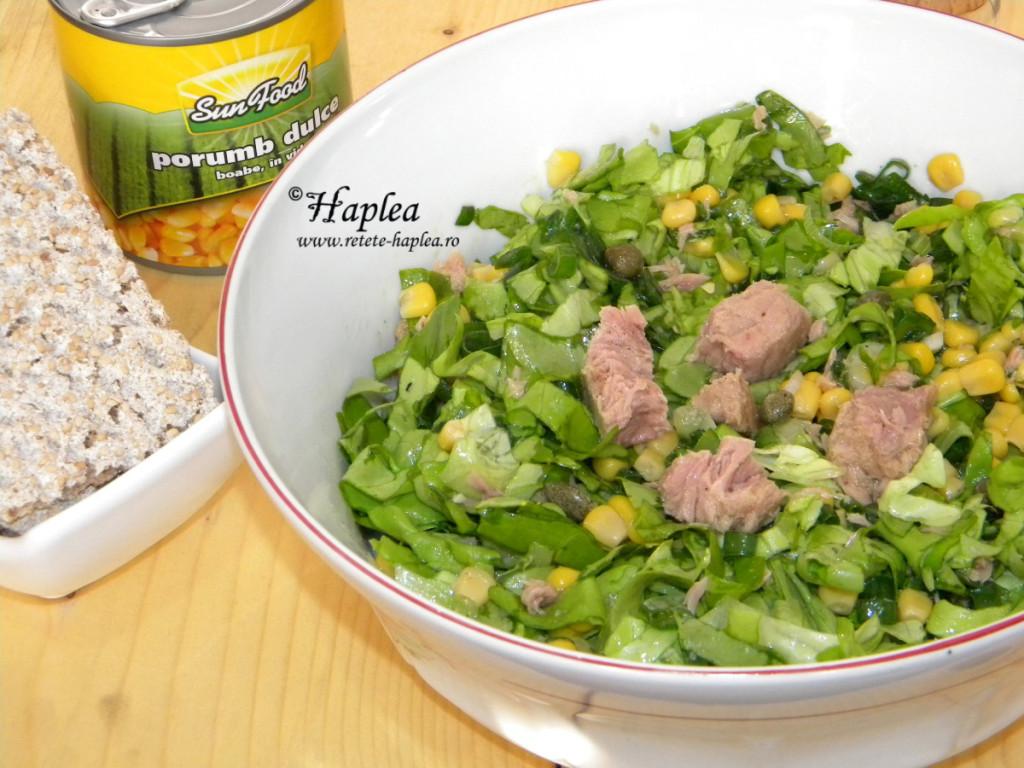 salata de ton cu porumb poza 3