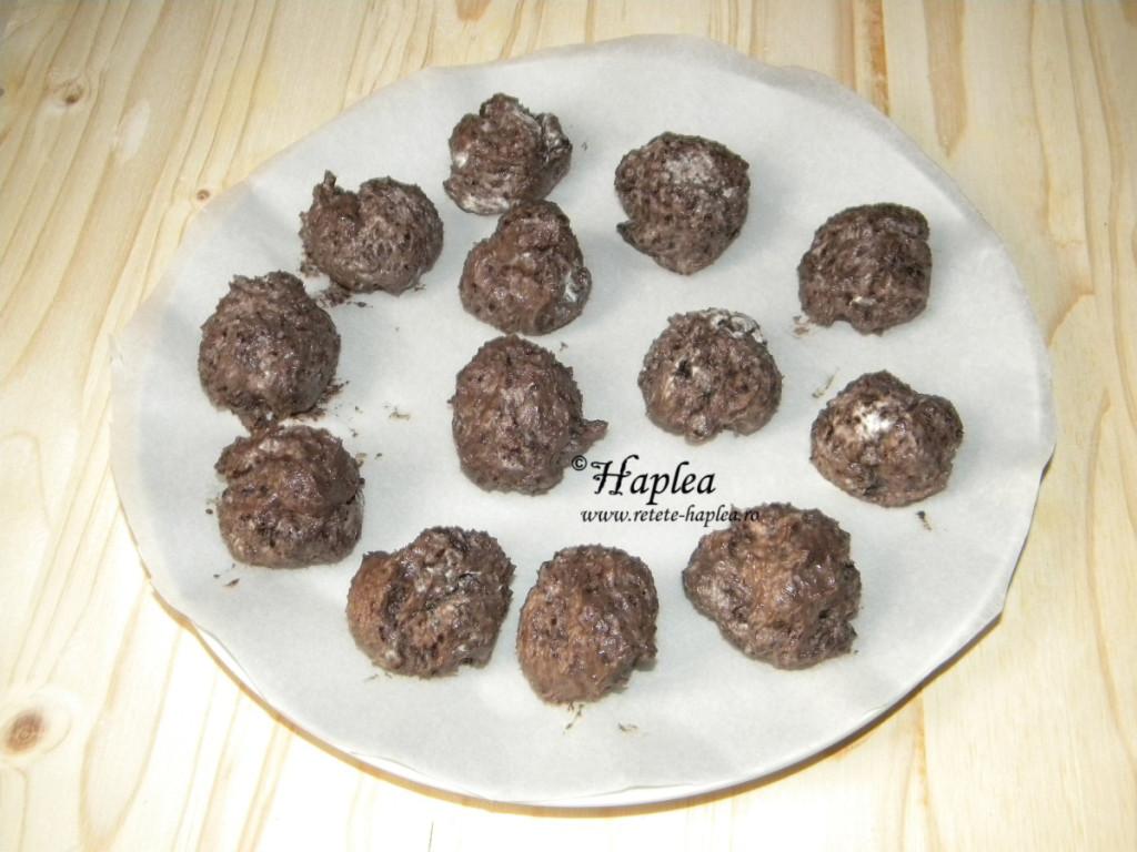 trufe de oreo invelite in ciocolata poza 4