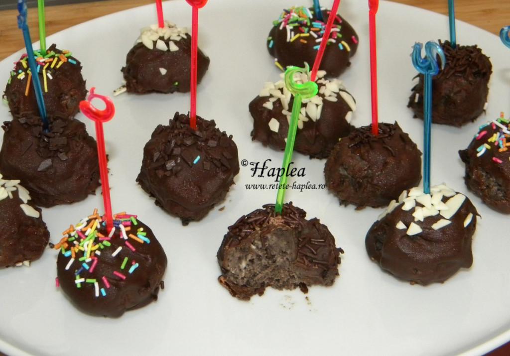 trufe de oreo invelite in ciocolata poza 7