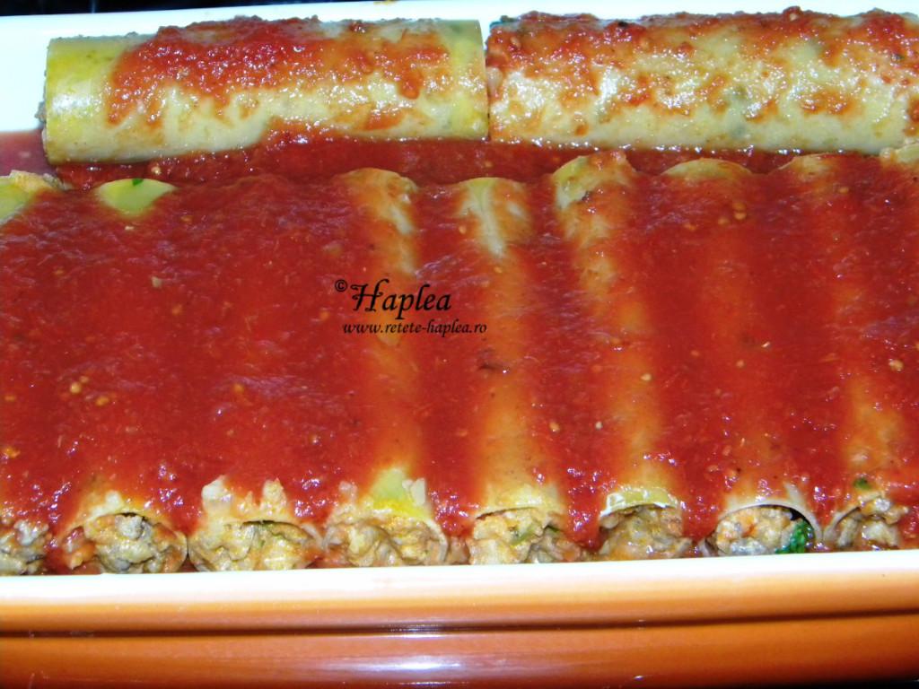 cannelloni cu carne poza 9