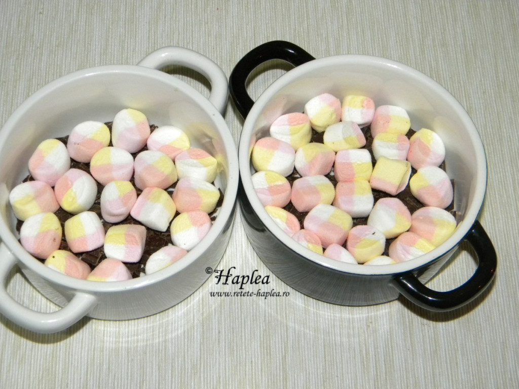 desert cu marshmallows poza 3