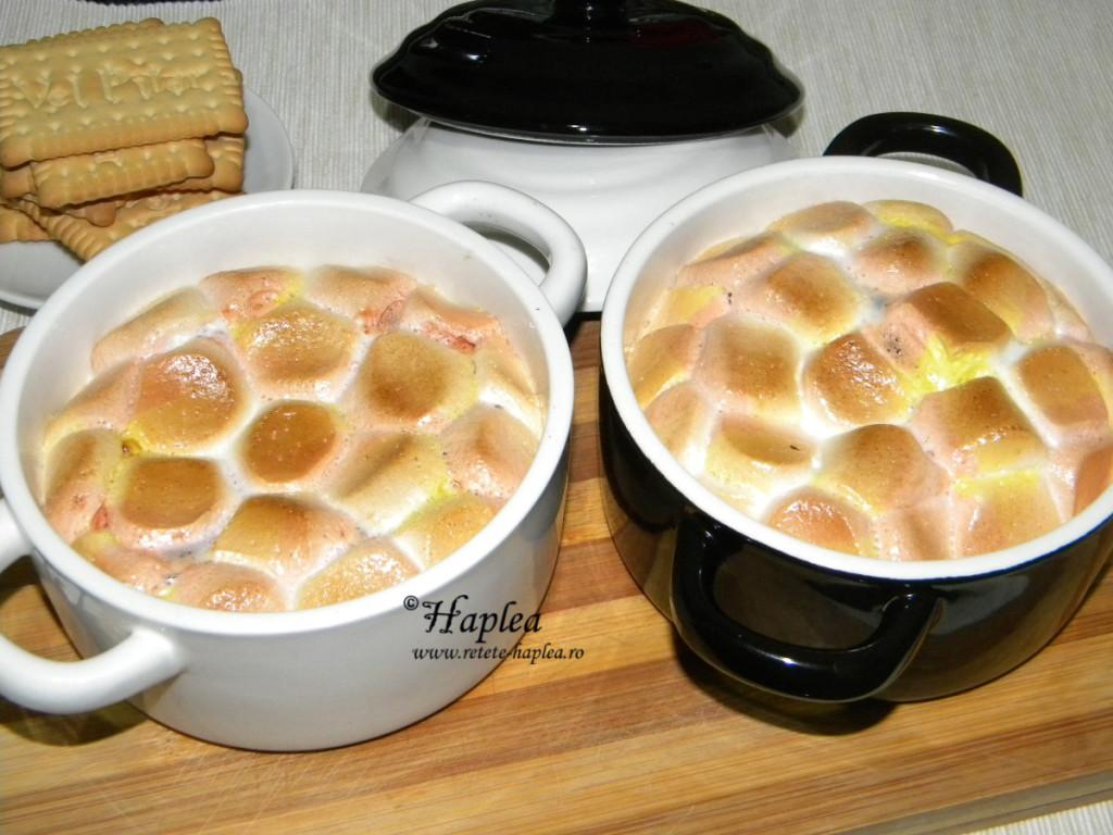 desert cu marshmallows poza 4