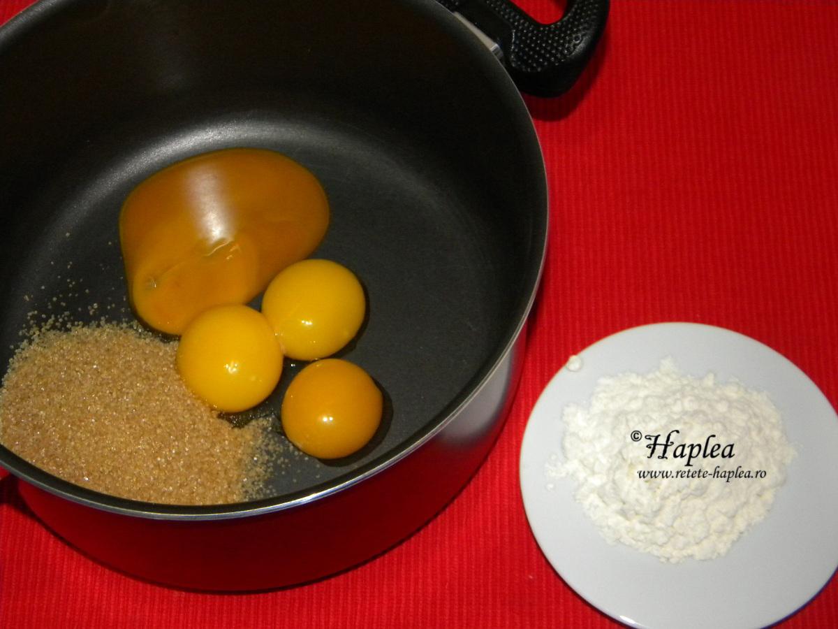 prajitura cu mere fara blat poza 2