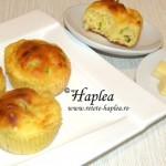 muffins cu branza cheddar poza 7