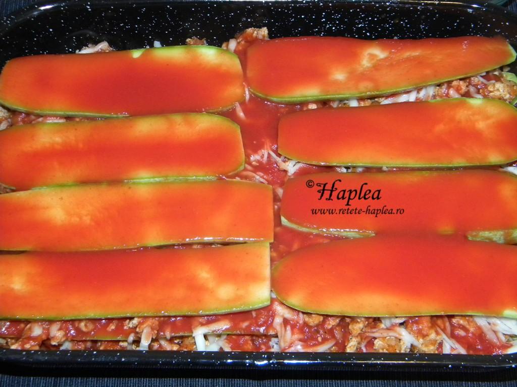 lasagna cu dovlecei poza 10
