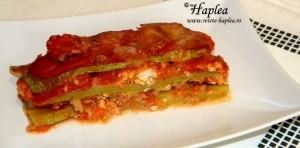 lasagna cu dovlecei poza final