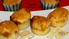 muffins cu ciocolata alba poza final