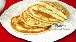 pancakes cu crema de branza poza final