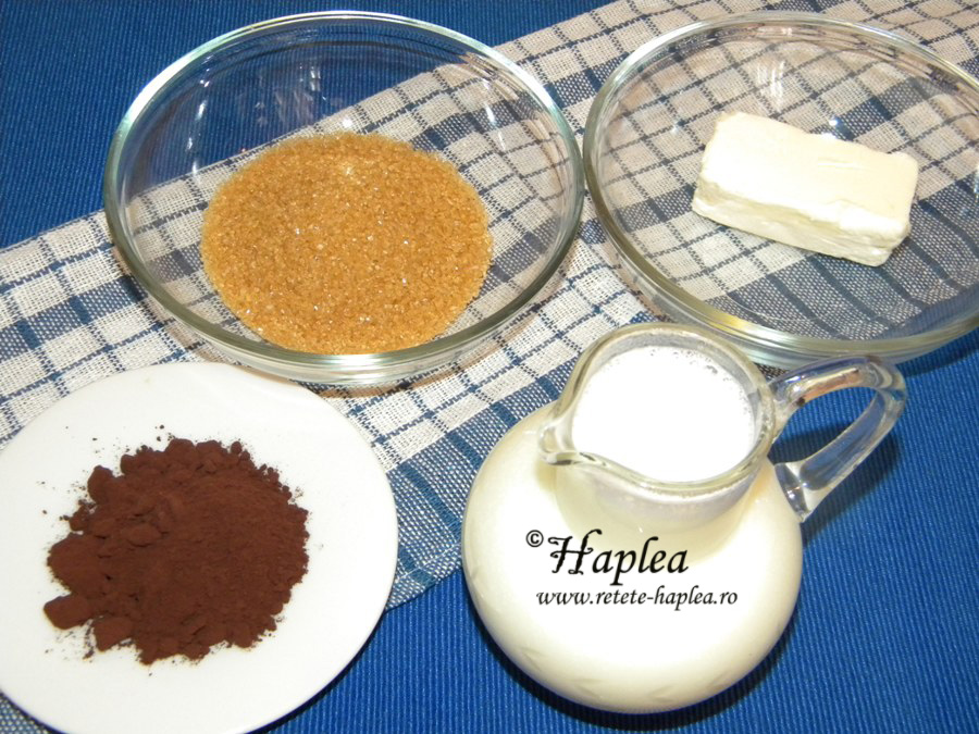 tavalita sendvis cu crema de branza si ciocolata poza 1