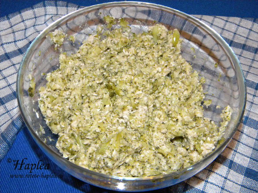 chiftele de curcan cu broccoli poza 4