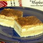prajitura cu crema fina de caramel si mascarpone poza final