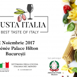 Săptămâna bucătăriei italiene în lume